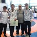 Judo Trani, Carbone e Rutigliano convocati al raduno nazionale di lotta greca-romana