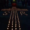 Festeggiamenti in onore di Santa Rita, ieri la tradizionale processione dei ceri