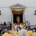 A Trani la festa esterna in onore della prima apparizione di San Michele Arcangelo