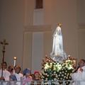 La tradizionale processione in onore della Madonna di Fatima