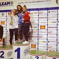 Judo Trani, Erika Berardino vice campionessa a Catania