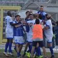 Il Trani si aggiudica lo scontro playoff, AP9 è nuovamente decisivo: Ugento battuto 1-0