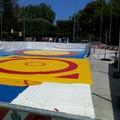 La Judo Trani oggi scende in piazza con una serie di attività per bambini