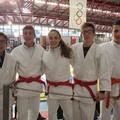 Trasferta d'oro a Napoli per la Judo Trani