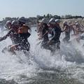 Mare, sport e tanto divertimento: lo spettacolo del Triathlon a Trani