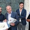 Trani, un turista non per caso: Fausto Bertinotti