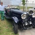 A Trani tornano le auto storiche con il marchese Giulio Romanazzi Carducci