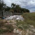Montagna di lapidi, sequestrata l'area dell'abbandono a Barletta