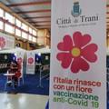 Hub vaccinale di Trani, aperture per il mese di agosto