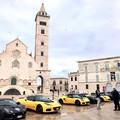 Le Lotus arrivano a Trani