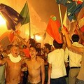 Euro 2012, si festeggia per strada