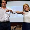 Raffaele Fitto lancia la candidatura di Tonia Spina: «Seria, competente, preparata, al mio fianco da sempre»