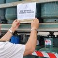 """Operazione  """"Fuga di gas """", le Fiamme Gialle di Trani sequestrano un'azienda d'imbottigliamento e deposito a Corato"""