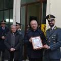 Guardia di Finanza, in visita a Trani l'arcivescovo D'Ascenzo