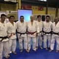 Gianni Loprieno e Piero Tedeschi allo stage di Judo a Conversano