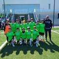 Terzo posto per la Soccer Trani nella II edizione della Heffort Cup 2019
