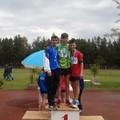 Samuele Gadaleta vince le Regionali di Atletica Leggera