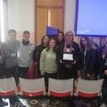 """Primo premio alla scuola """"Rocca-Bovio-Palumbo"""" di Trani alla fase provinciale del Premio nazionale Scuola Digitale"""