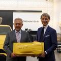A Bari arrivano le supercar: Maldarizzi inaugura la nuova concessionaria Lamborghini