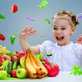La nutrizione spiegata ai bambini, i cartoni animati della salute