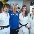 """Judo Trani in trasferta ad Ostia per il  """"Capitale Gran Prix """""""
