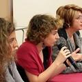 Giulia Carcasi presenta a Trani il suo libro
