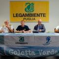 """Goletta Verde 2019: a Trani sbocco della vasca di Boccadoro  """"fortemente inquinato """", Matinelle  """"entro i limiti """""""