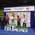 Ancora pioggia di medaglie per la Judo Trani al Gran Prix  di Catania