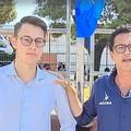 Altieri, candidato vicepresidente, sostiene Grimaldi