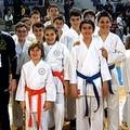 Gli atleti della Guglielmi all'8° trofeo del Molise