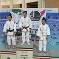 Judo Trani, dodici medaglie al trofeo di Martina Franca