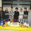 """Giuseppe  Brunetti della Asd  """"Guglielmi """" vince il Grand Prix cadetti 2015"""