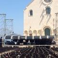Concerto di Renga: cade la copertura del palco, nessun ferito