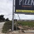 Occhio alla strada: sulla Trani-Andria il pericolo è un cartellone pubblicitario