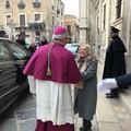 Prefettura, il nuovo vescovo incontra Maria Antonietta Cerniglia