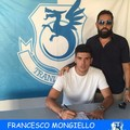 Vigor Trani, in squadra la punta centrale Francesco Mongiello