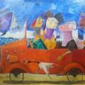 Viaggio nell'irrealtà: a Trani la mostra di Pino Procopio