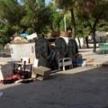 Piazzetta Dalla Chiesta, alla chiusura del mercatino i rifiuti abbondano