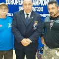 Campionato europeo di singole alzate, sul podio il team BodyPower