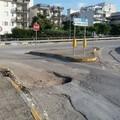 """Zona Sant'Angelo dissestata, altre  """"voragini """""""