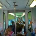 Piove nel treno Barletta-Bari, la video denuncia: disagi anche per passeggeri di Trani