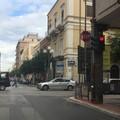 Attraversamento semaforizzato per le esigenze dei non vedenti e ipovedenti: sarà realizzato all'incrocio di corso Italia/via Imbriani