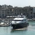 Trani come Montecarlo: in porto lo yacht Lighea