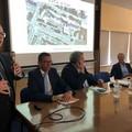 Ex ospedale, Bottaro contro Emiliano: «Non è mia abitudine fare passeggiate in piazza per fini elettorali»
