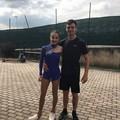Skating Trani, Raffaele Renda e Sara Cervellini campioni regionali