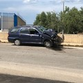 Grave incidente sulla SP 231 in territorio di Trani, tre feriti