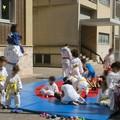 L'associazione Falchi e la Judo Trani insieme per promuovere le regole dello sport