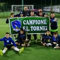 """La Soccer Trani torna a casa dal 2^ torneo nazionale  """"Disfida di Barletta """" con un ricco bottino"""