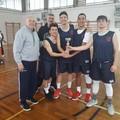 G.S.S. Basket maschile: la tripletta del liceo Vecchi