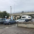 Incidente in via Annibale Maria di Francia, traffico in tilt